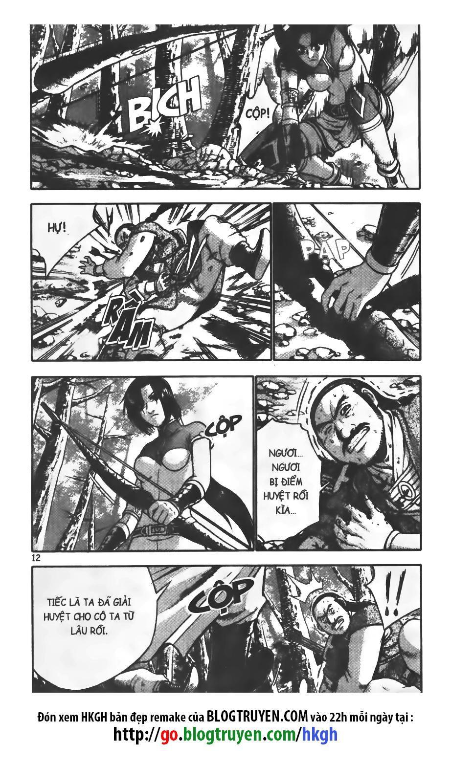 Hiệp Khách Giang Hồ chap 324 Trang 13 - Mangak.info
