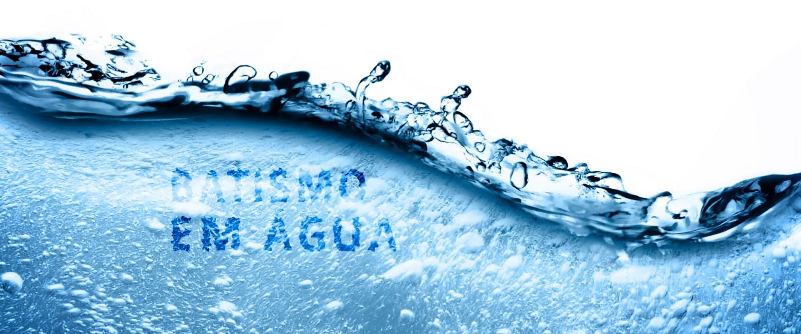 Batismo em Água