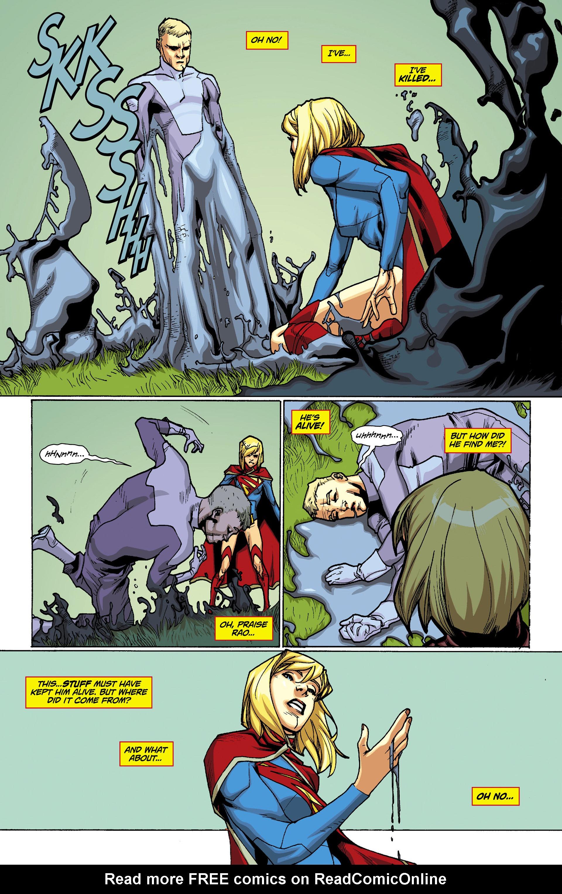 Supergirl (2011) Issue #11 #13 - English 18