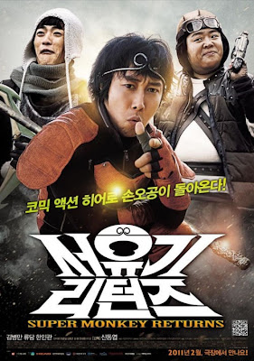 Tôn Ngộ Không Xứ Hàn Super Monkey Returns