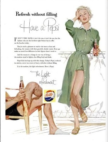 1955 Pepsi