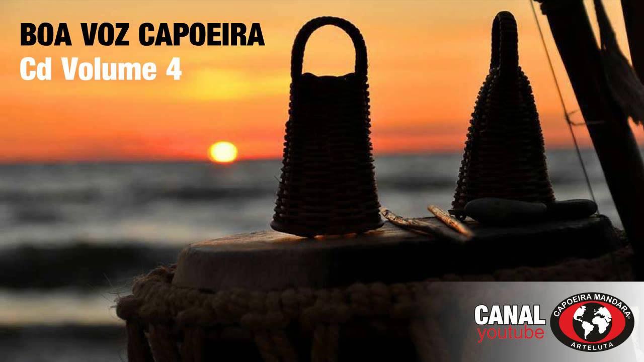MESTRE BOA VOZ - CAPOEIRA VOLUME 4