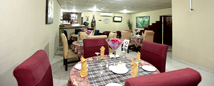 Etal Hotels restaurant