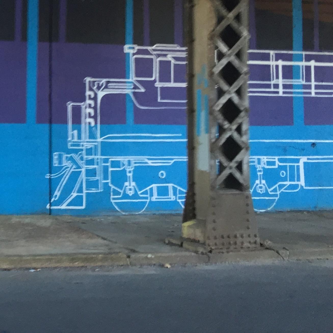 Railroad Underpasses 2: Midtown | Crème de Memph