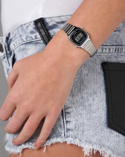 Relojes Casio De Mujer La 670 Vintage | $ 13.900,00 a $ 13.900,00