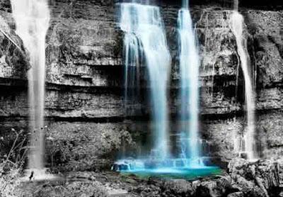 Gambar Pemandangan Alam Air Terjun Tercantik Di Dunia 3100