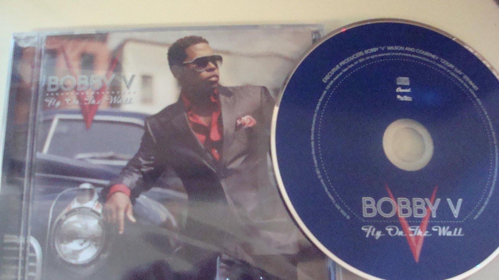 Fly on the Wall (Bobby V album)