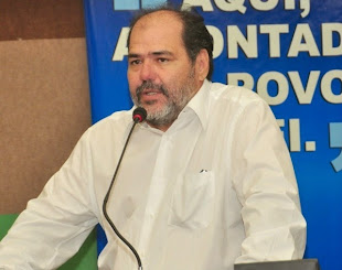 PRESIDENTE DO CREA-MT ENG.JUARES SAMANIEGO