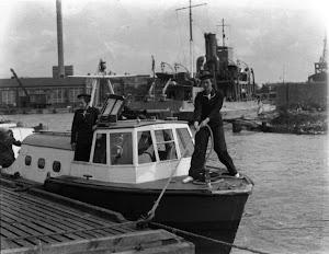 WRNS at work at HMS Vernon
