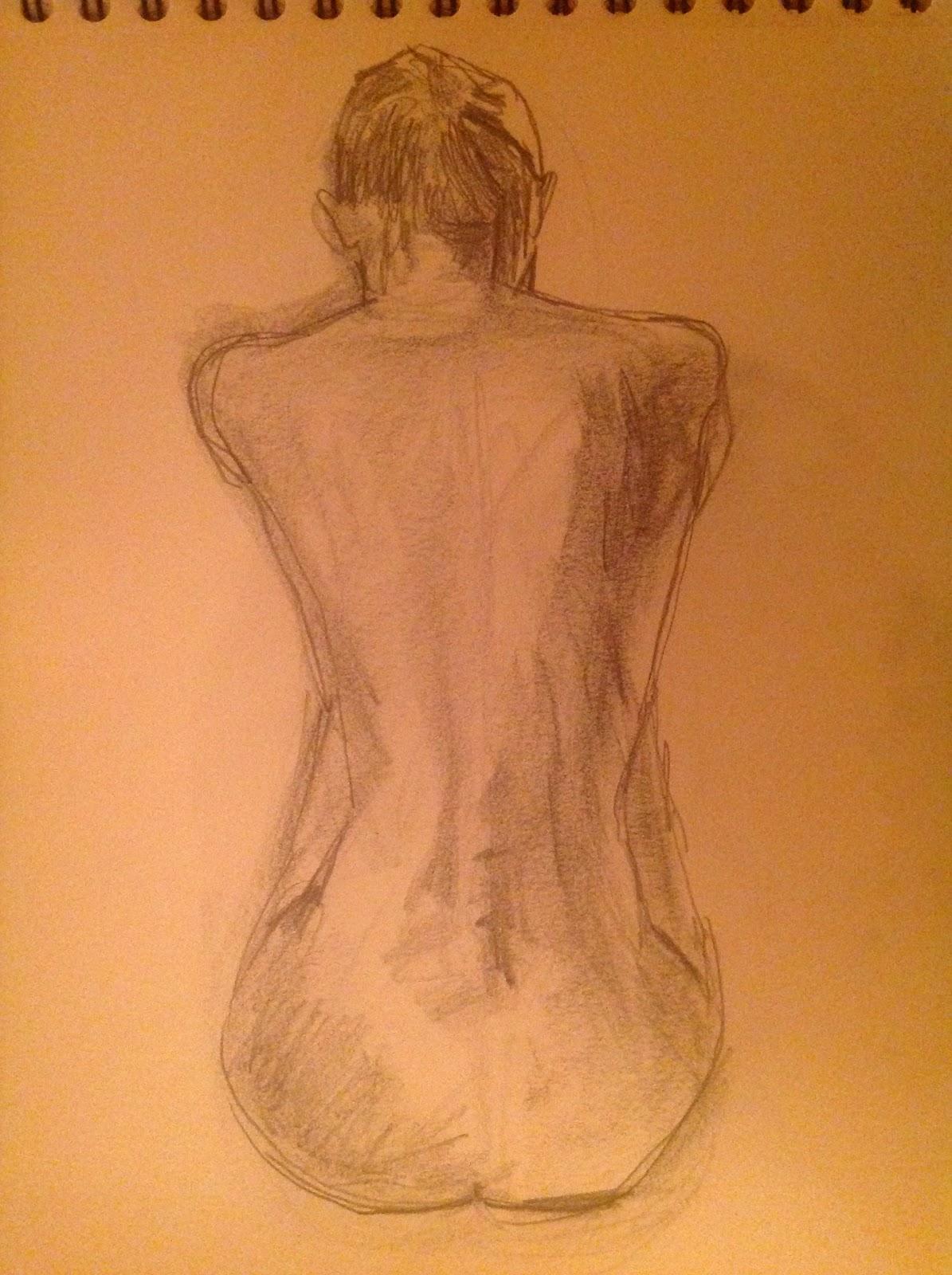 Crónica de un autodidacta del dibujo.: Un buen libro de anatomía