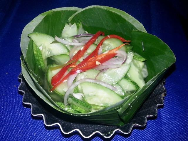 Spaces and Spices: Gurkenrelish thailändisch: Ajad - อาจาด ...