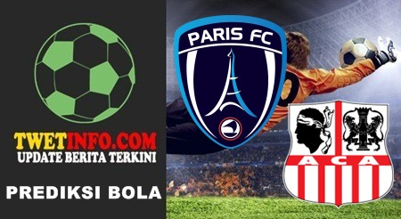 Prediksi Paris vs Ajaccio