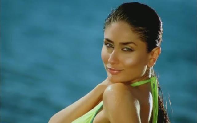 Kareena Kapoor in Bikini