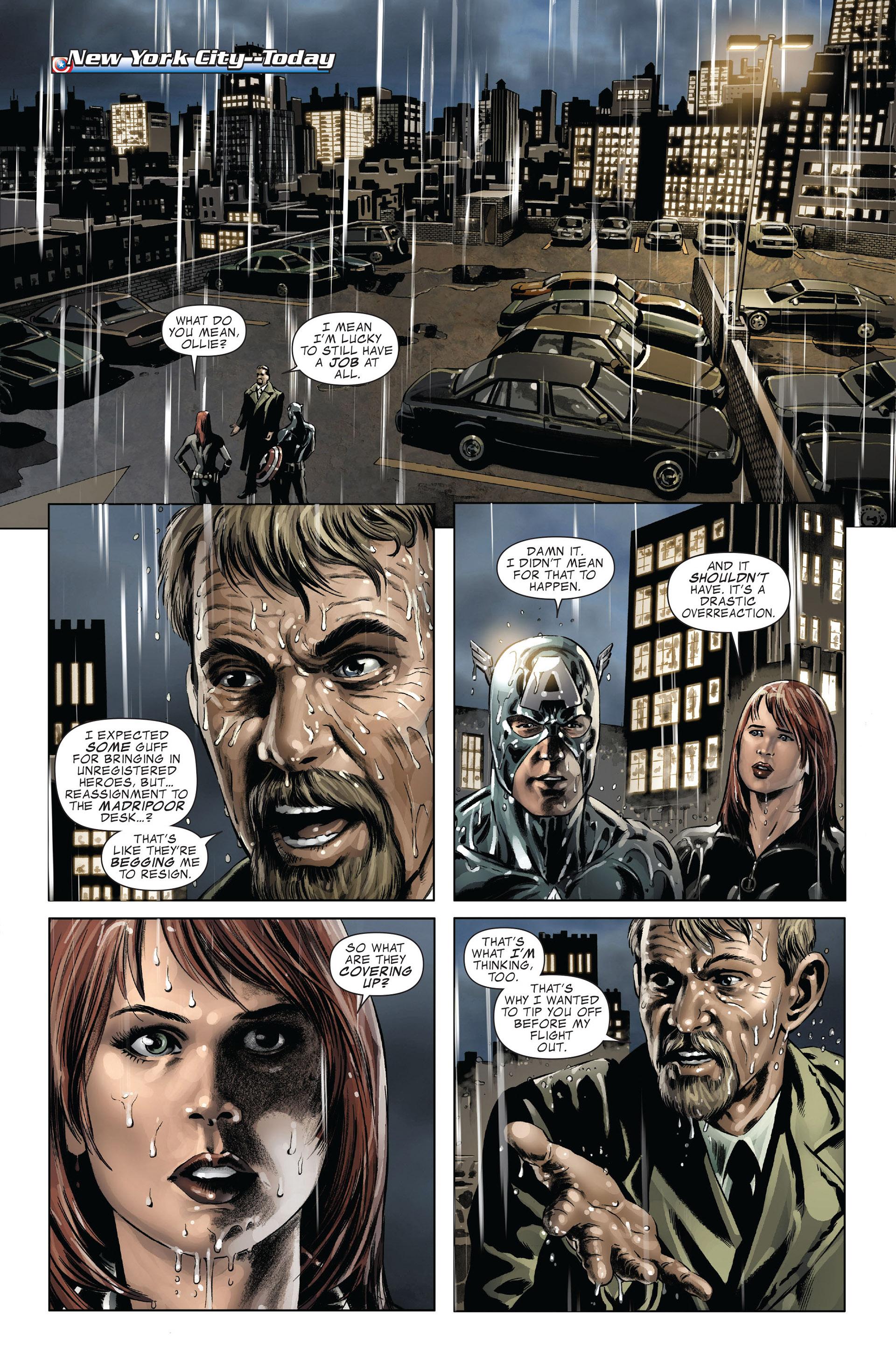 Captain America (2005) Issue #44 #44 - English 6