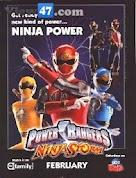 Power Rangers Ninja Storm - Season 11