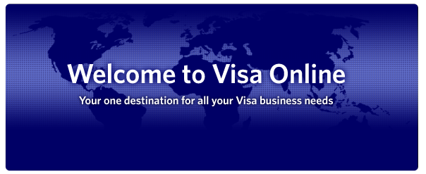 Wellcome To Visa Online