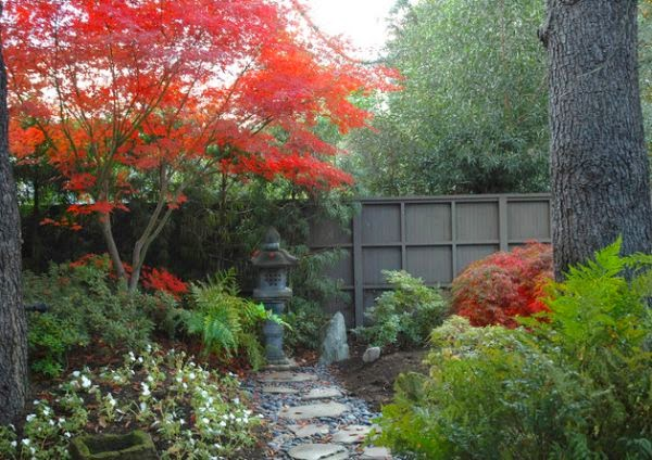 Japanese garden design and style concepts to style up your for Japanese garden style design