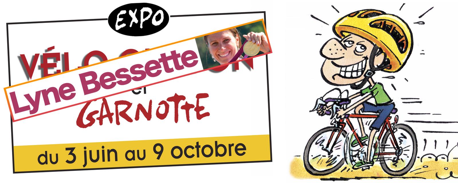 Expo Vélo Sutton & Garnotte