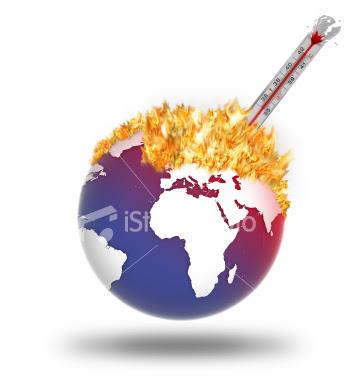 10 dampak pemanasan global