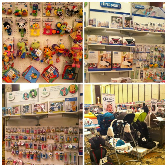 Latest Toys and More at Ban Kee's Tradeshow 2014