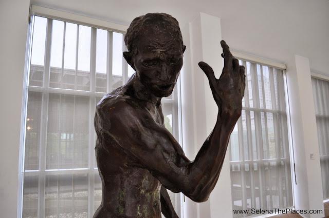 Sculpture Rodin Boijmans Rotterdam