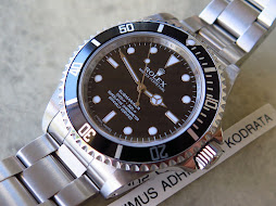 ROLEX SUBMARINER NODATE - ROLEX 14060M FOURLINERS - SERIE Z 2007