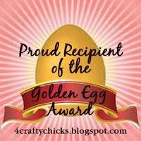Jeg er blant favorittene hos 4 Crafty Chicks