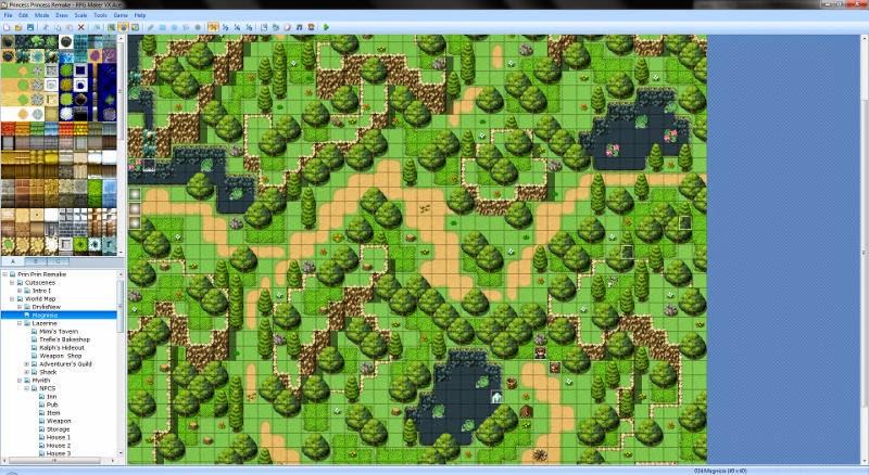 Tutorial rpg maker vx ace 1 world programa videojuegos gumiabroncs Gallery