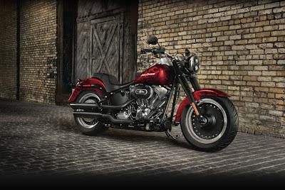 2012 Harley Davidson FLSTFB Softail Fat Boy Lo
