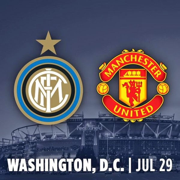 Manchester United vs Inter Milan 2014 ~ FULL MATCH (HD)