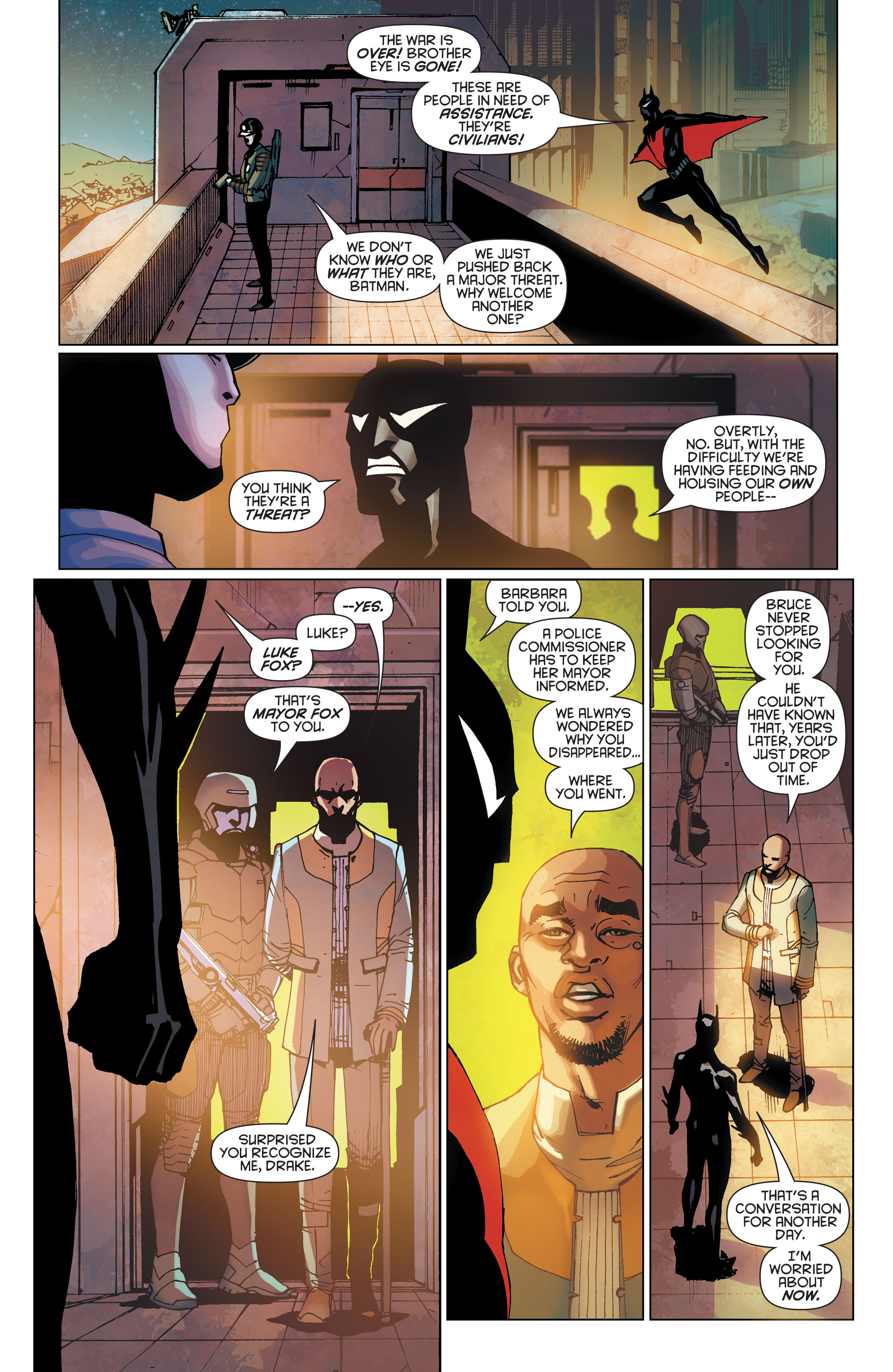 Batman Beyond (2015) Issue #8 #8 - English 17
