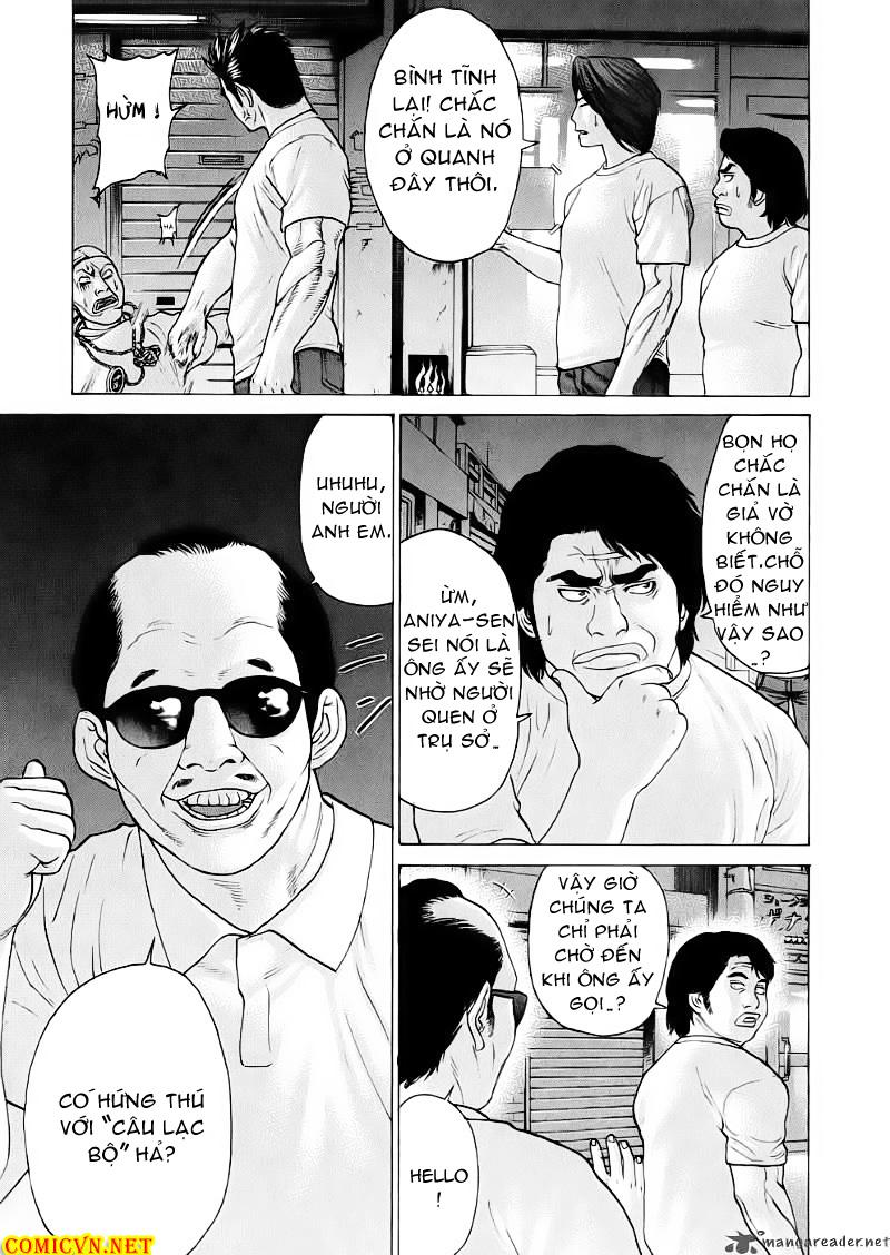 Karate Shoukoushi Kohinata Minoru chap 62 Trang 5