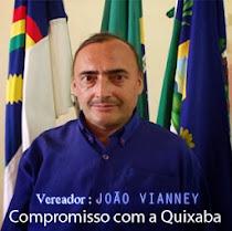 Vereador João Vianney