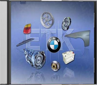 BMW ETK Electronic Spare Parts Catalogue 2012