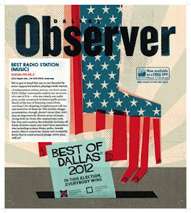 Dallas Observer Best of Dallas 2012