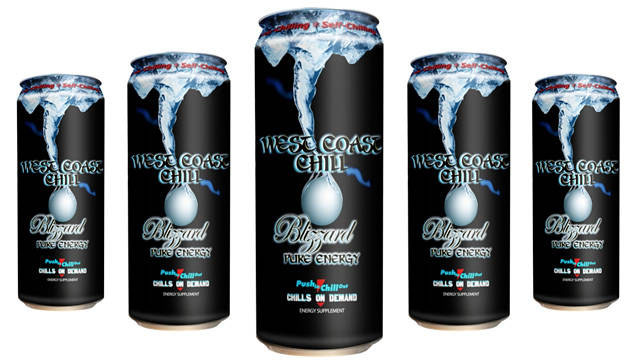 West Coast Chill – First World Self cooling Drink