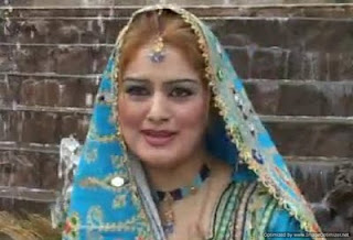 Dream girl ghazala javed