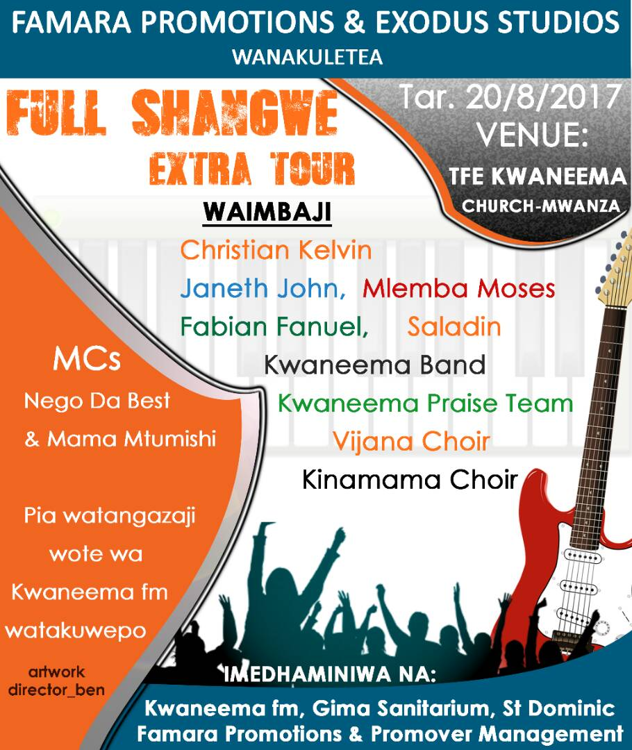 FULL SHANGWE EXTRA TOUR!