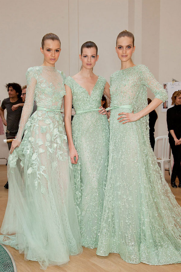 Spring 2012 Haute Couture~What is Your Color?