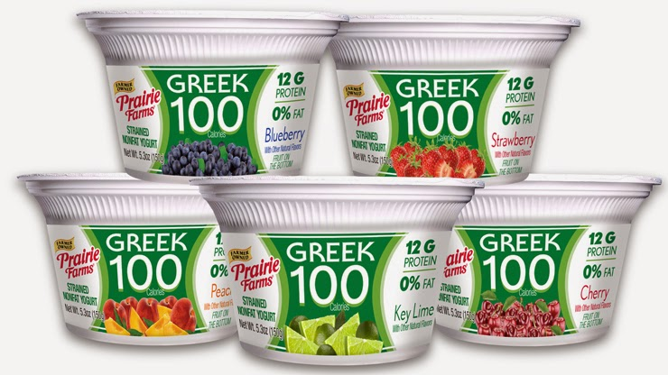 100-Calorie Greek Yogurt