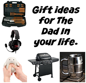 Gift ideas for Dad.