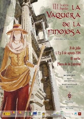 """VI edición de """"LA VAQUERA DE LA FINOJOSA"""""""