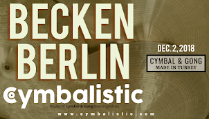 Coming up: BECKEN BERLIN