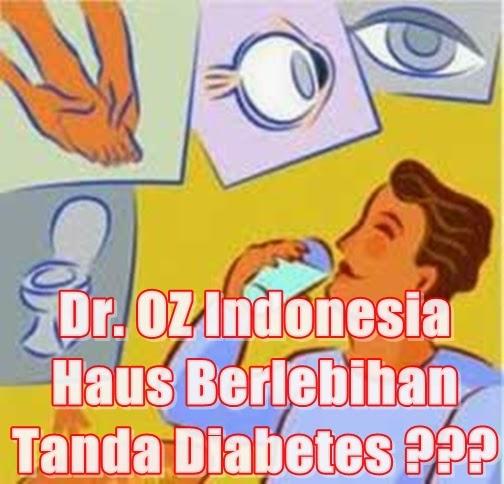 tanda tanda diabetes, gejala kencing manis, kencing manis kering, kencing manis basah