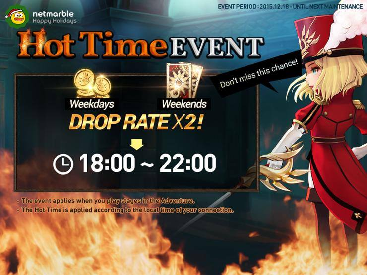 seven knights hot time