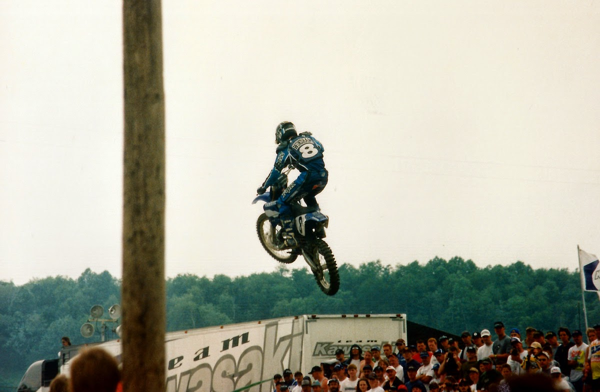 Kevin Windham High Point 1998