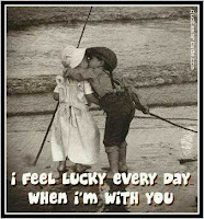 when i'm with you