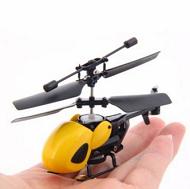 Mini Helicóptero RC Controle Remoto - R$84,90