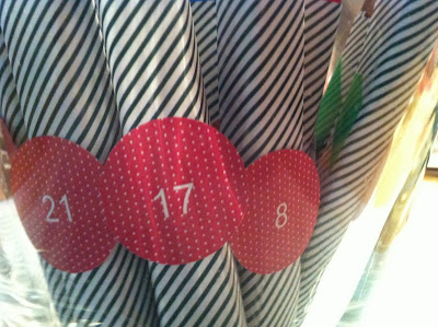 Easy Adventskalender DIY