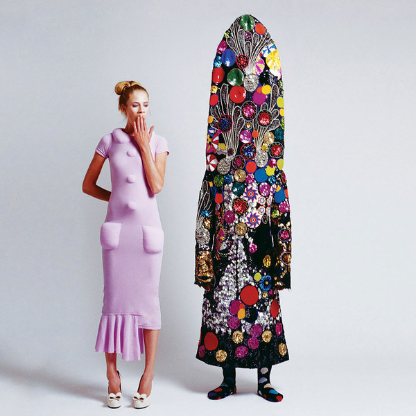 Creature Couture. Ted Sabarese & Nick Cave